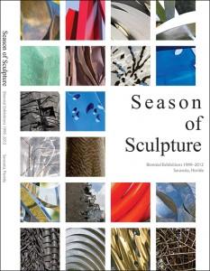 Duncan Chamberlain-Seasons of Sculpture 1999-2012-Cover
